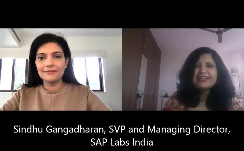 Interview with Sindhu Gangadharan