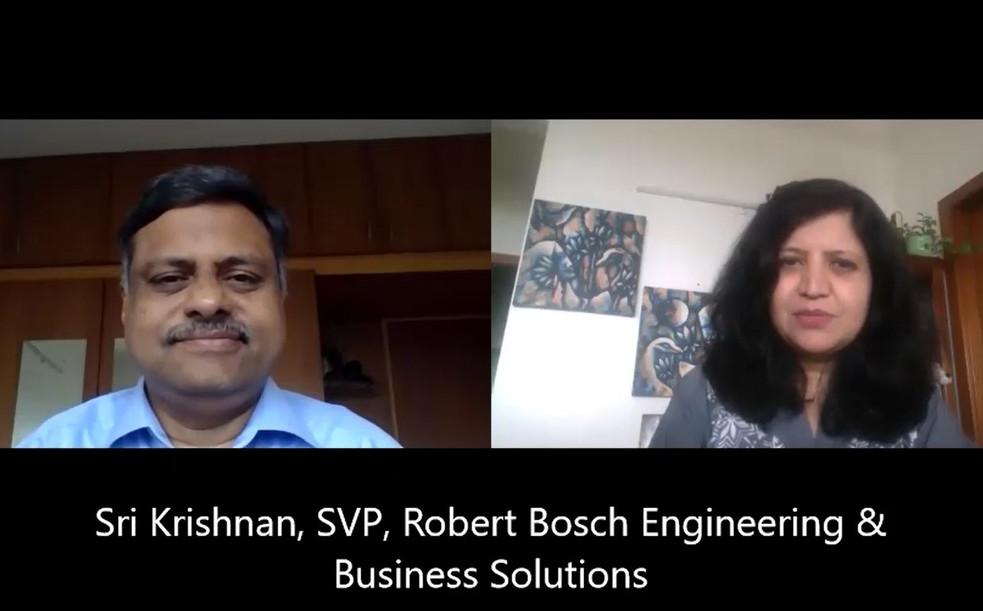 Interview with Sri Krishnan