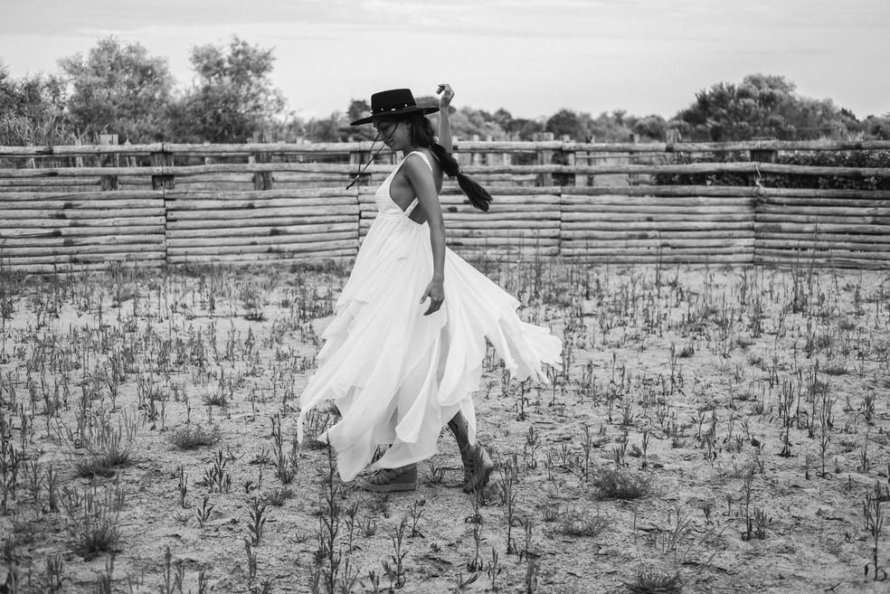 robe de mariée courte devant