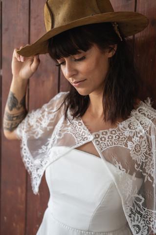robe de mariée vegan