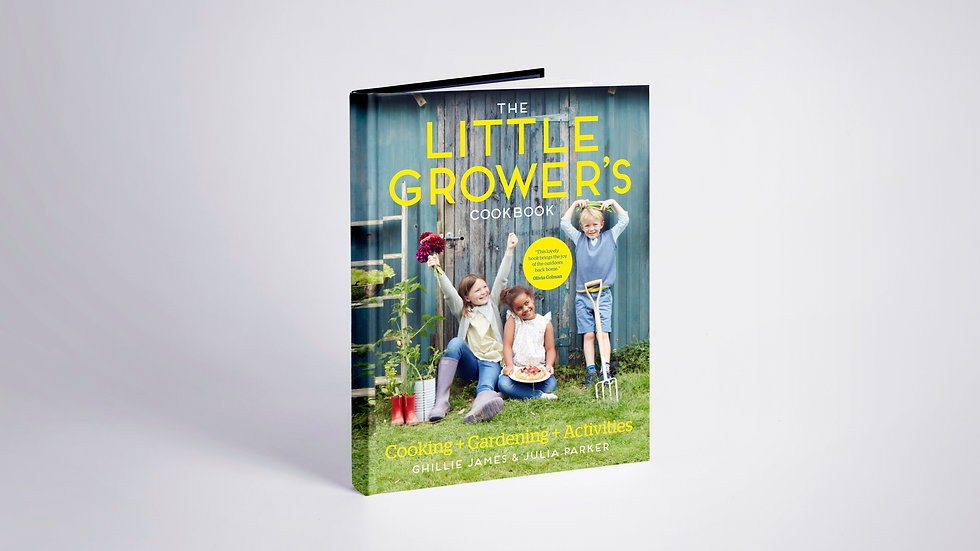The Little Grower's Cookbook