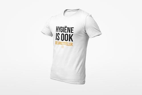 T-shirt - HYGIËNE - Heren