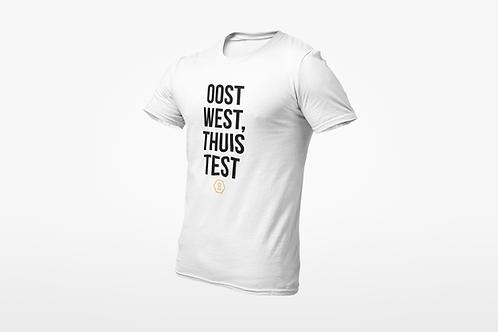 T-shirt - THUIS TEST - Heren