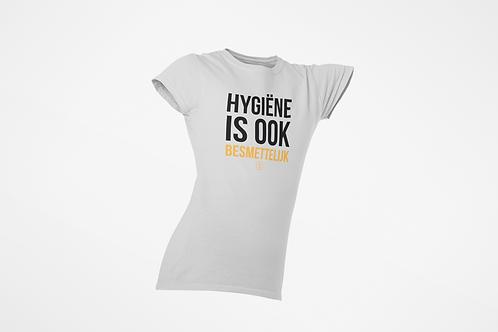 T-shirt - HYGIËNE - Dames