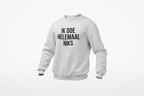Sweatshirt - IK DOE NIKS - Unisex