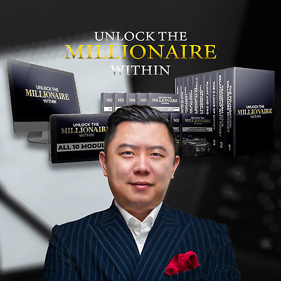 Dan Lok – Unlock the Miliionaire Within