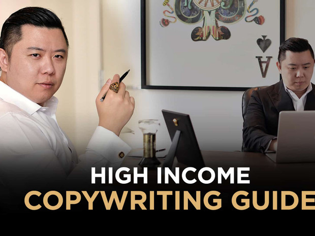 Dan Lok – High-Income Copywriter