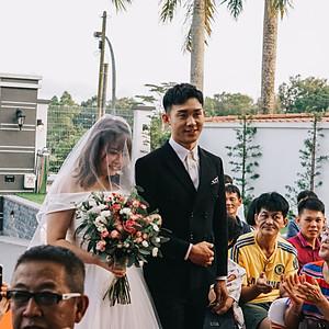 Zhi Jien & Theresa