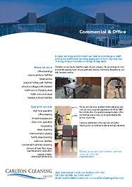 Leaflet design & printing