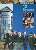 School prospectus brochure design