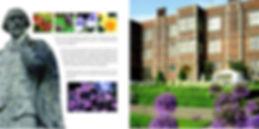 Doddington tour brochure design & print