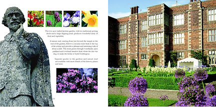 Doddington tour brochure design & print