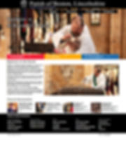church website design and maintenance