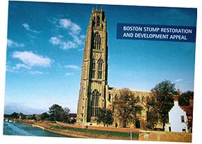church appeal leaflet design