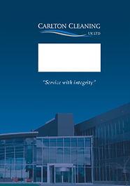 Information folder design & print
