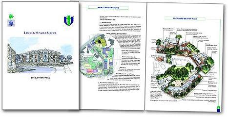 School planning brochure design & print