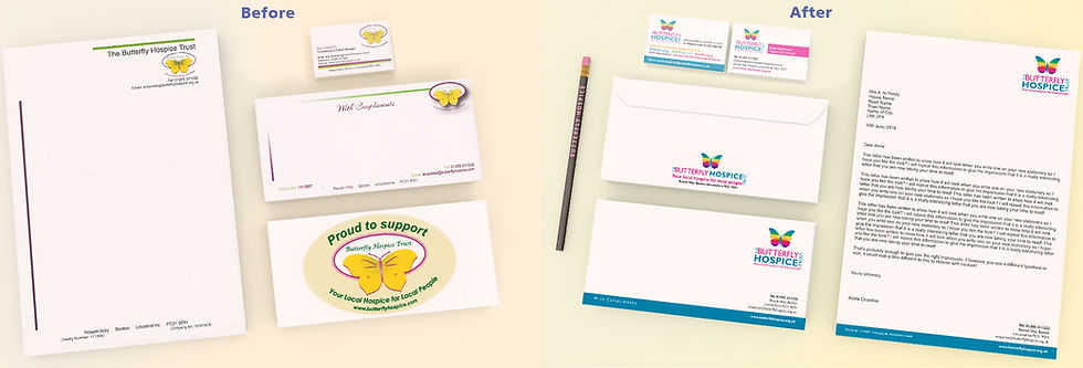 Butterfly - STATIONERY before & after.jp