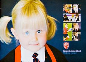 School prospectus design & print