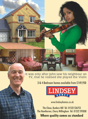 Advert design for Taylor Lindsey