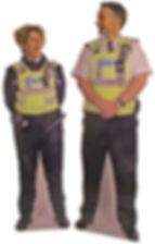 Lincolnshire police exhibition design & print