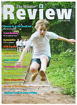 School newsletter design & print