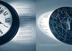Ericsson brochure design & print