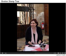church video interview design