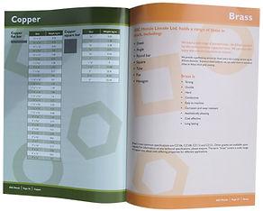 Brochure catalogue design and print