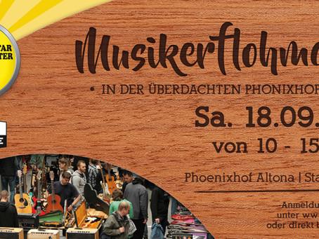 No.1 Guitar Center Musikerflohmarkt 2021