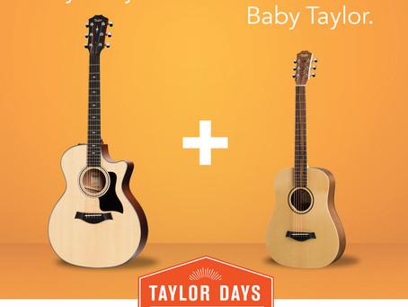 Baby Taylor Geschenkt