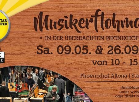 No.1 Musikflohmarkt 26.09.2020