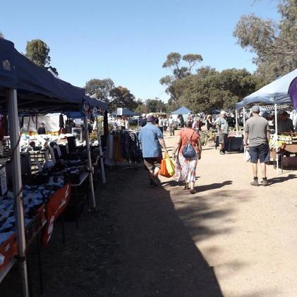 Numurkah Lions Club Market