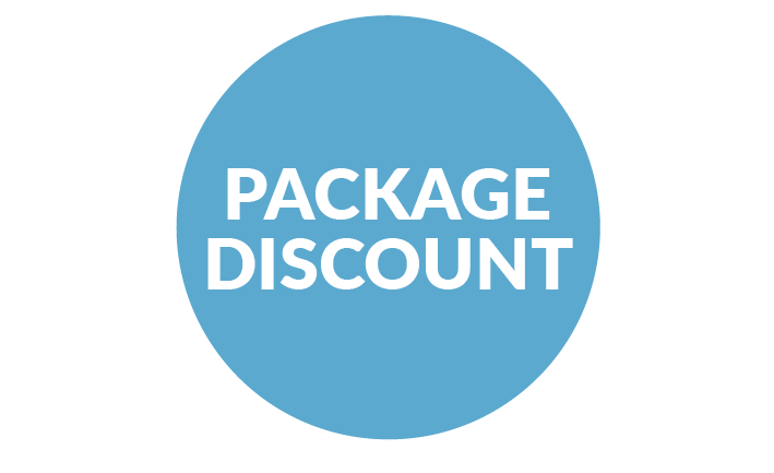 Package discount - 3 local services