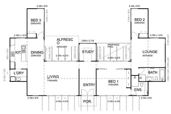 jmb modular builder shepparton pacific design floor plan prefab construction innovative