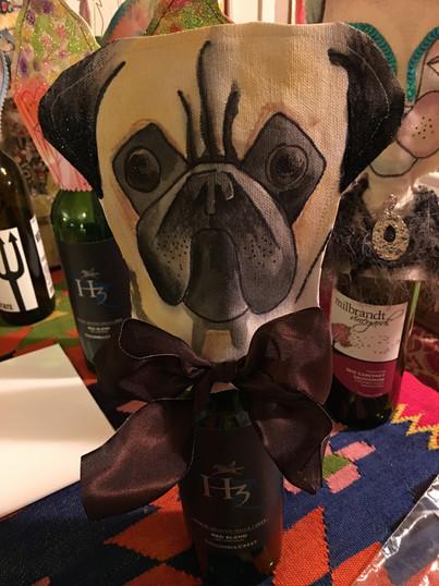 Custom Pug