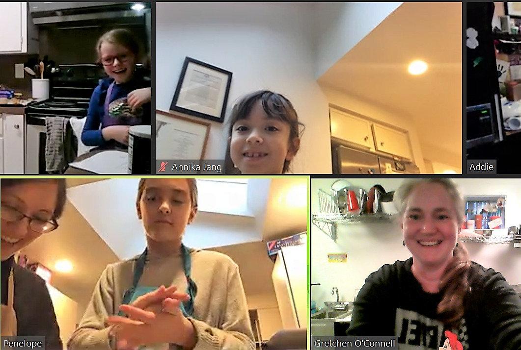 Friday Virtual Baking Class