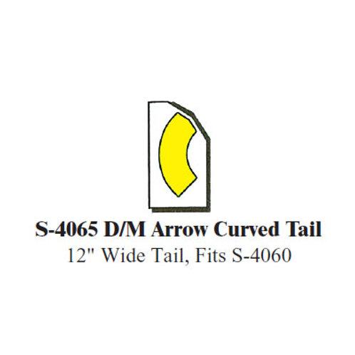 Arrow, Curved Tail
