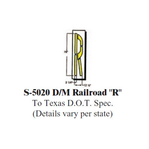 "Railroad ""R"""