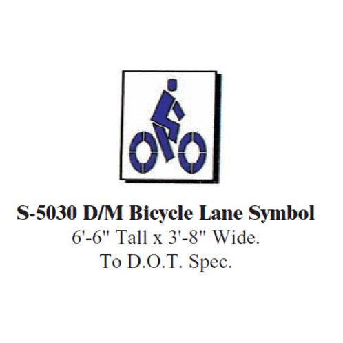 Bicycle Lane Symbol