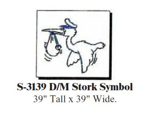 Stork Symbol