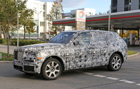 Rolls Royce Cullinan? (The Truck That Changes Everything...)