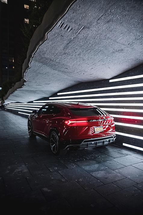 Rent Lamborghini Urus NYC