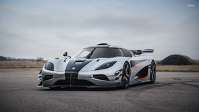 Koenigsegg Agera RS breaks land speed record