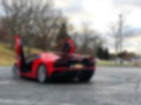 Lamborghini aventador rental nyc