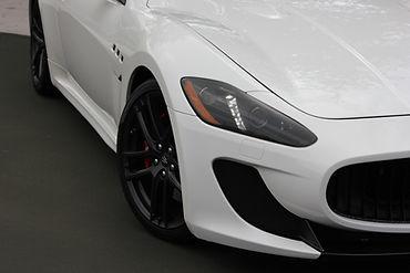 Maserati GT Spyder Rental Miami