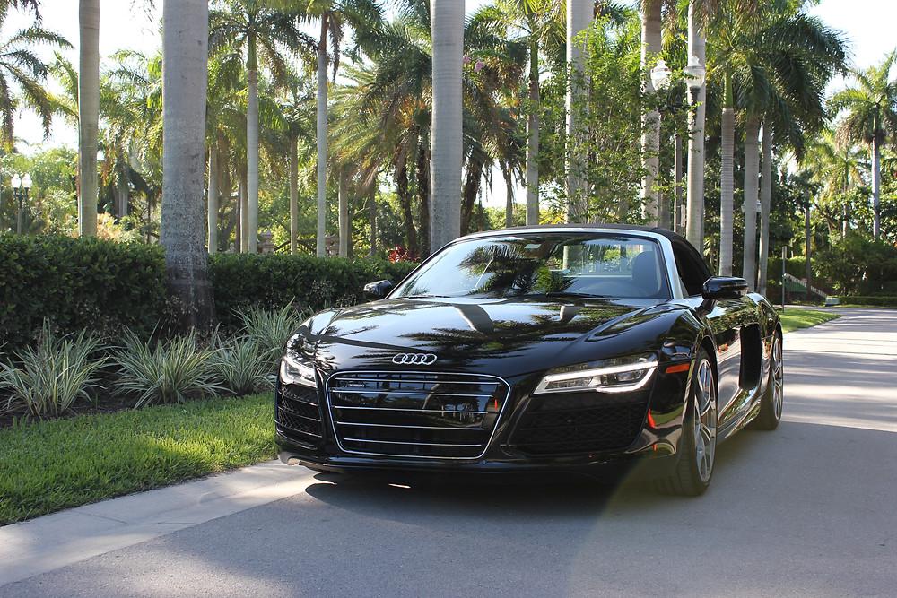 exotic car rental rates