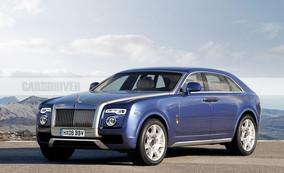 Rolls Royce…is Making a Truck