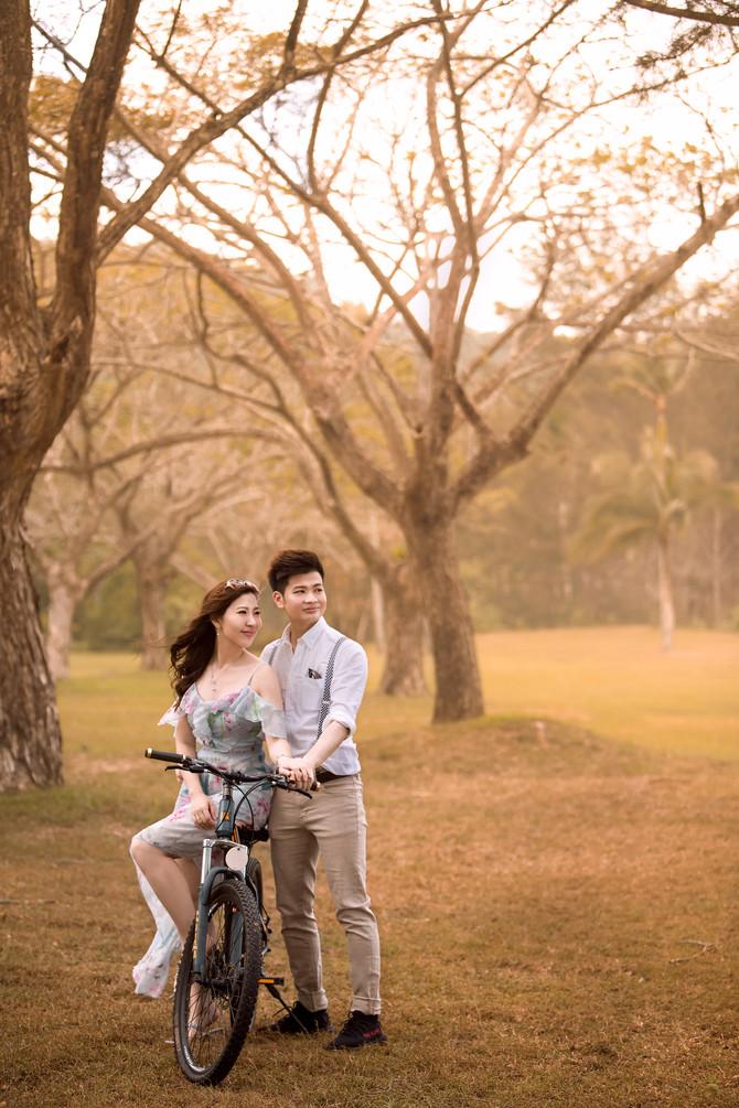 David & Audrey