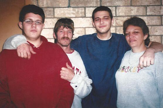 Family Visit in 2007