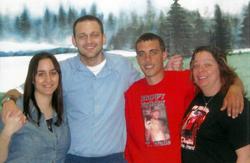Steff, Josh, Levi, and Lee